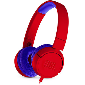 JBL Kids on-ear Headphones JR300 Spider Red