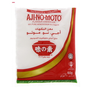 Aji-No-Moto Flavour Enhancer 60g