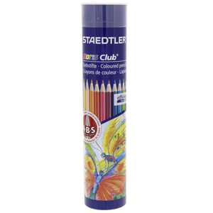 Staedtler Noris Club Color Pencil  ST-144NCMT12 12 Piece