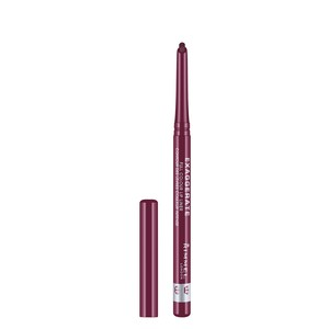 Rimmel London Exaggerate Automatic Lip Liner - Under My Spell A Rich Plum Shade 1pc