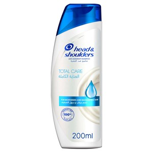 Head & Shoulders Total Care Anti-Dandruff Shampoo 200ml
