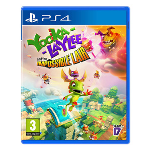 Yooka-Laylee And The Impossible Lair (PS4)