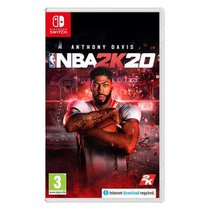 NBA 2K20 Regular Edition Switch