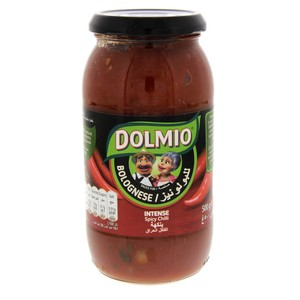 DolmioBolognese Intense Spicy Chilli 500g
