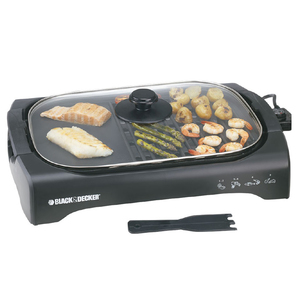 Black&Decker Open Flat Grill LGM70 2000W