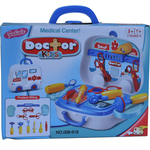 Fabiola Doctors Kids Suitcase 008-918
