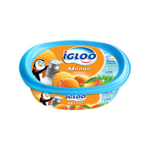 Igloo Mango Ice Cream 1Litre