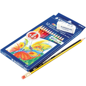 Staedtler Color Pencil 12 Piece