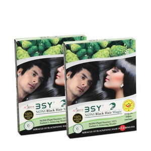 BSY Hair Colour Magic Noni Black 20ml x 2pcs