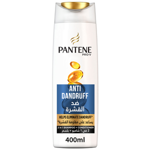 Pantene Pro-V Anti-Dandruff 2in1 Shampoo 400ml