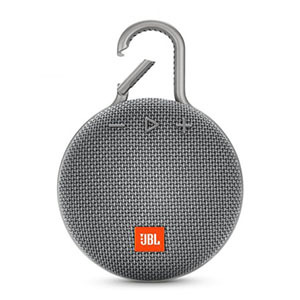 JBL Portable Bluetooth speaker Clip3 Grey