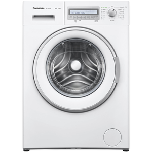 Panasonic Front Load Washing Machine NA128VB6 8Kg