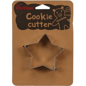 Chefline Cookie Cutter Star B2015