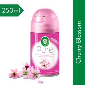 Air Wick Air Freshener Freshmatic Refill Pure Cherry Blossom 250ml