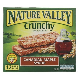Nature Valley Canadian Maple Syrup Crunchy Granola Bar 42g