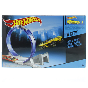 Hot Wheels HW City Track Set BGH87