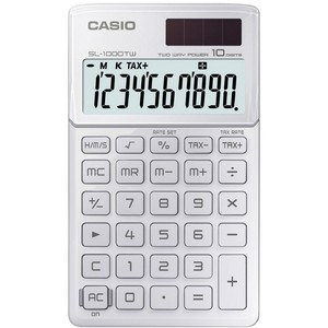 Casio Calculator SL-1000 TW