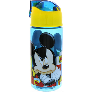 Mickey Mouse Water Bottle 19014 455ml