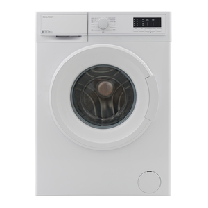 Sharp Front Load Washing Machine ESFE710CZW 7Kg