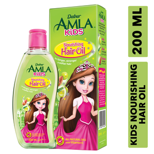 Dabur Amla Kids Nourishing Hair Oil 200ml