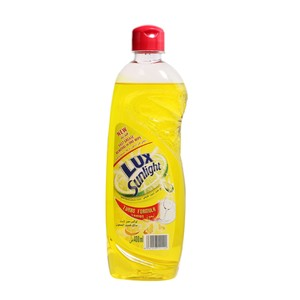 Lux Dishwashing Liquid Lemon 400ml