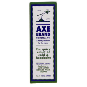 Axe Oil 10ml