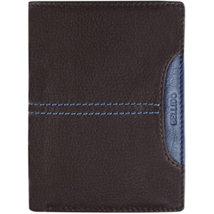 Bellido Men's Spanish Leather Wallet 2708 Brown
