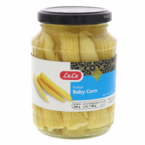 Lulu Baby Corn Pickled 340g