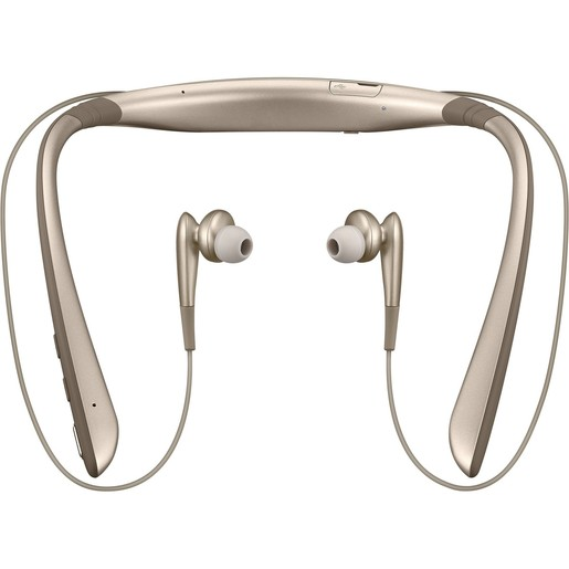 Buy Samsung Level U PRO Wireless Headphone Gold - Mobile