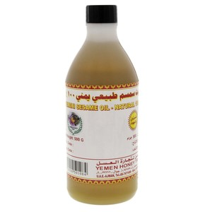 Yemeni 100% Natural Sesame Oil 500ml
