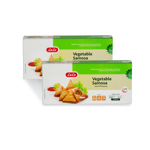 Lulu Vegetable Samosa 240g x 2pcs
