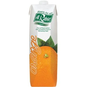 Al Rabie Orange Juice 1 Litre