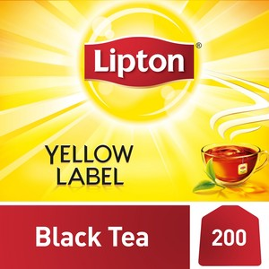 Lipton Yellow Label Black 200 Teabags