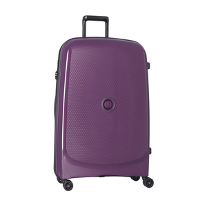 Delsey Belmont Plus 4Wheel Hard Trolley 61cm Purple