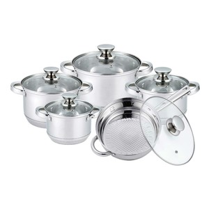 Chefline Stainless Steel Cookware Set 10pcs GS-01051A