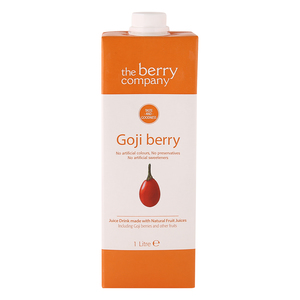 The Berry Company Goji Berry Juice Drink 1Litre