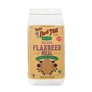 Bob's Red Mill Organic Golden Flaxseed Meal 453g