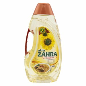 Abu Zahra Sunflower Oil 1.8Litre