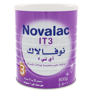 Novalac Baby Milk Powder IT 3 800g
