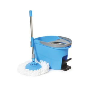 Smart Klean Spin Mop 2pcs set