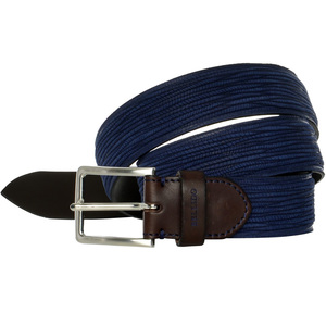 Bellido Men's Casual Spanish Leather Belt 675/35