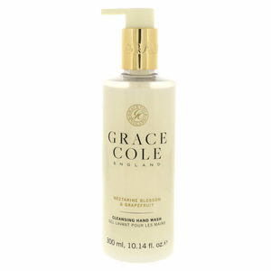 Grace Cole Cleansing Hand Wash Nectarine Blossom And Grapefruit 300ml