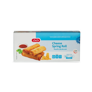 Lulu Cheese Spring Roll 240g