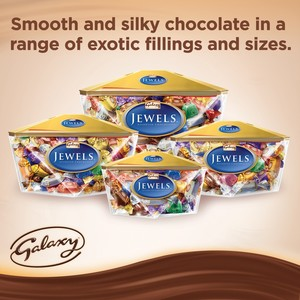 Galaxy Jewels Chocolates 200g
