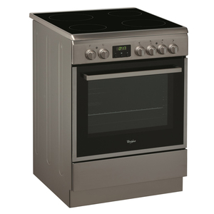 Whirlpool Ceramic Cooking Range ACMT6533IX 60x60
