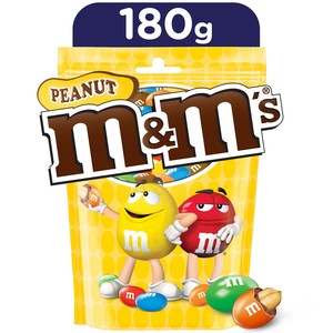 M&M'S Peanut Chocolate 180g
