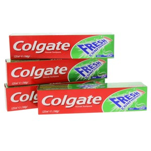 Colgate Toothpaste Fresh Confidence 4 X 125g