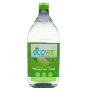 Ecover Washing Up Liquid Lemon & Aloe Vera 950ml