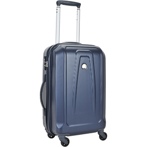 Delsey Keira 4Wheel Hard Trolley 66cm Blue