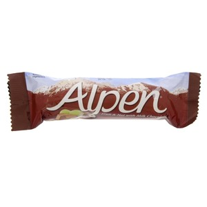Alpen Fruit & Nut With Milk Chocolate 29g
